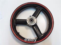 Wheel Front Mag Rim Daytona 955i Speed Triple Four 1050 94-14 95 96 97 98 99 00